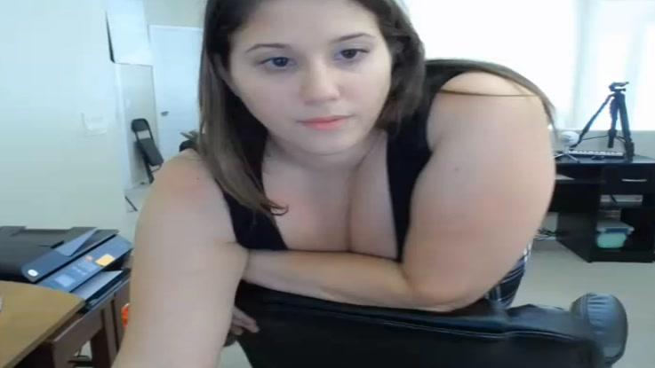 Angeldeluca and her huge boobs
